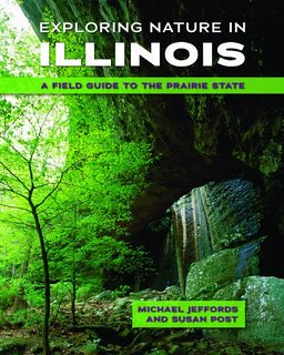 Book cover for Exploring Nature in Illinois
